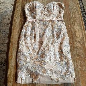 NWT Bisou Bisou sequin dress
